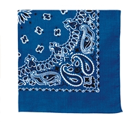 Rothco Royal Blue Trainmen Bandana - 4052