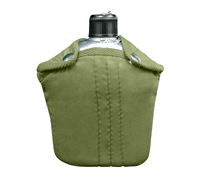Rothco Aluminum Canteen With Cover - 422