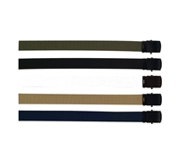 Rothco Web Belts with Black Buckles - 4294