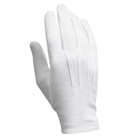 Rothco White Parade Gloves