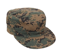 Rothco Woodland Digital Camo Adjustable Cap - 4544