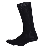 Rothco G.I. Type BLack Cushion Sole Sock US Made - 4564