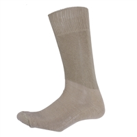 Rothco Khaki Cushion Sole Socks - 4566