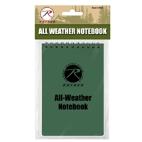 Rothco All Weather Waterproof Notebook 4603