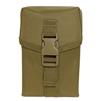 Rothco MOLLE II Saw Pouch - 4652