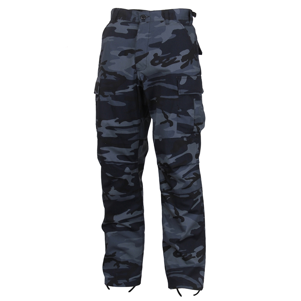 Rothco Midnight Blue Camouflage BDU Pants 4712 deaf52729cb