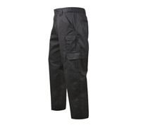 Rothco Black Tactical Pants - 4765