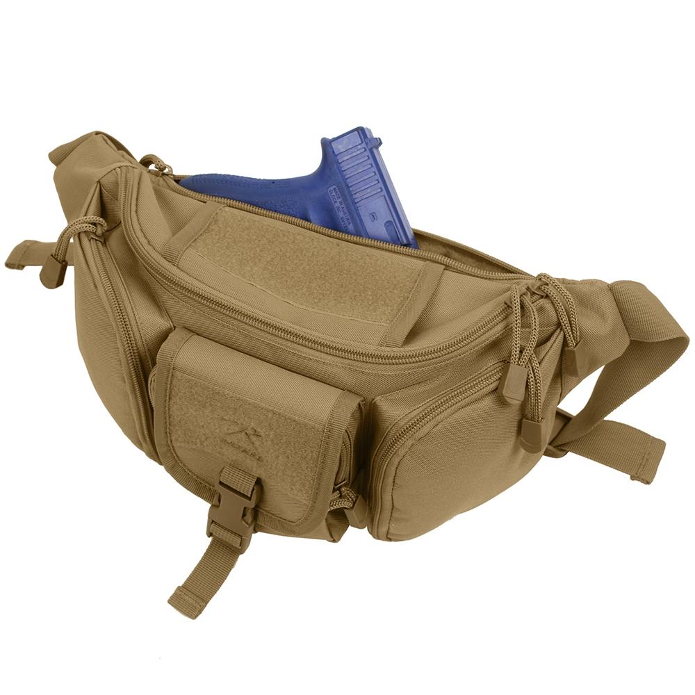 74db7ac4e344 Rothco Tactical Waist Pack 4956