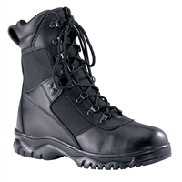 Rothco Black 8-Inch Forced Entry Tactical Boots