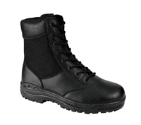 Rothco Mens Black 8-Inch Forced Entry Tactical Boots