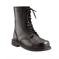 Rothco Black GI Style Combat Boots-5075