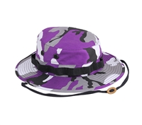 Rothco 5348 Camo Violet Boonie Hat