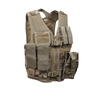 Rothco Kids Multicam Tactical Cross Draw Vest - 5384