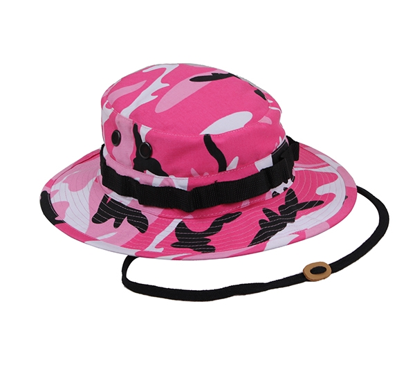 656301b1c0f Rothco Pink Camo Boonie Hat 5414. View Larger Photo