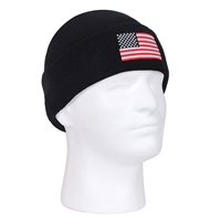 Rothco US Flag Embroidered Watch Cap 5430