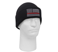 Rothco Thin Red Line Embroidered Watch Cap 5433