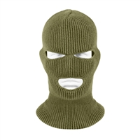 Rothco Olive Drab 3 Hole Face Mask - 5503