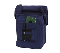 Rothco Navy Blue Canvas Map Case Shoulder Bag 5589