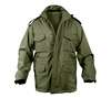 Rothco Olive Drab Soft Shell M-65 Jacket - 5744
