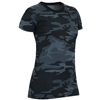 Rothco Womens Midnight Camo Longer T-shirt 5749