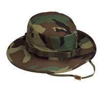 Rothco Woodland Camo Boonie Hat - 5800 fc809df3b26c