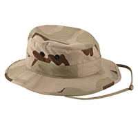 Rothco Tri-Color Desert Camo Boonie Hat - 5824 1dfc3fc4ed61