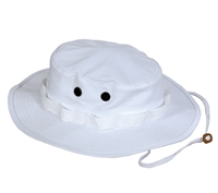 Rothco White Boonie Hat - 5832