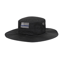 Rothco 5917 Thin Blue Line Adjustable Boonie Hat