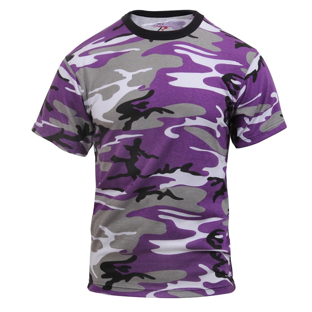 Rothco UF EDR courte Ultra Violet Motif camouflage P//C