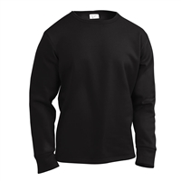 Rothco Black ECWCS Crew Neck Top - 6118