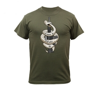 Rothco Olive Drab Come And Take It T-Shirt - 61560