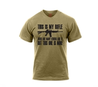 Rothco This Is My Rifle T-Shirt 61590