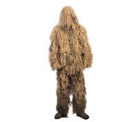 Rothco Desert Tan Lightweight All Purpose Ghillie Suit 64130