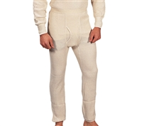 Rothco Natural Heavyweight Thermal Bottoms - 6458