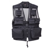 Rothco Black Recon Vest - 6484