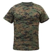 1a75b00f19e02 Rothco Digital Woodland Camo T-shirt - 6494