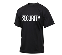 Rothco Quick Dry Performance Security T-Shirts - 66260