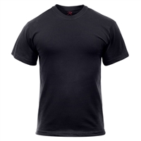 Rothco Black T-Shirt - 6670