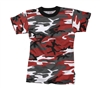 Rothco Kids Red Camo T-shirt - 66700