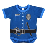 Rothco Infant One Piece Police Uniform - 67099