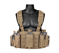 Rothco Coyote Operators Tactical Chest Rig - 67551