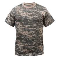 Rothco Kids ACU Digital Camo T-Shirt - 6773