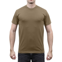 Rothco Brown T-Shirt - 6848