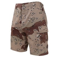 Rothco 6 Color Desert Camo Shorts 7072