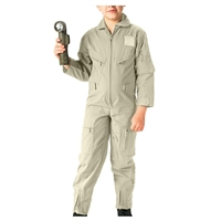 Rothco Kids Khaki Air Force Flight Suit - 7207