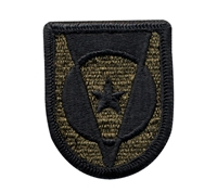 Rothco Subdued 5th Transportation Command Patch - 72105