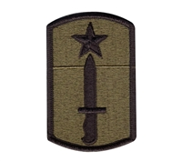 Rothco Subdued 205th Infantry Brigade Patch - 72140