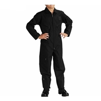 Rothco Kids Black Air Force Flight Suit - 7301