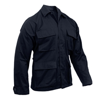 Rothco Midnight Navy Blue BDU Shirts - 7952