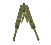 Rothco Olive Drab Y Style LC-1 Suspenders - 8045